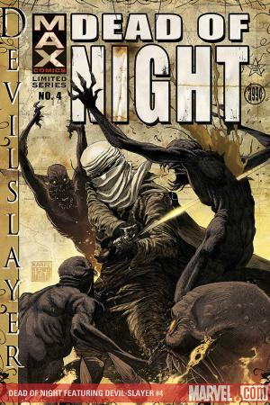 Dead of Night Featuring Devil-Slayer #4