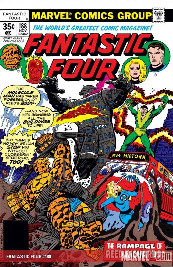 Fantastic Four (1961) #188