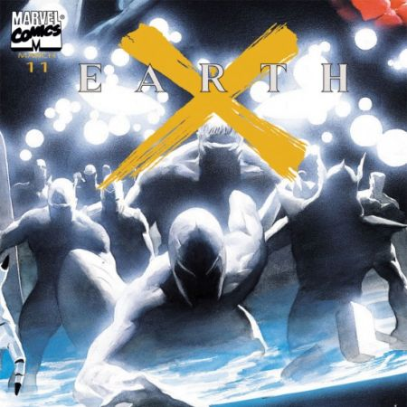 EARTH X #11 COVER