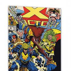 X-FACTOR VISIONARIES: PETER DAVID VOL. 4 #0
