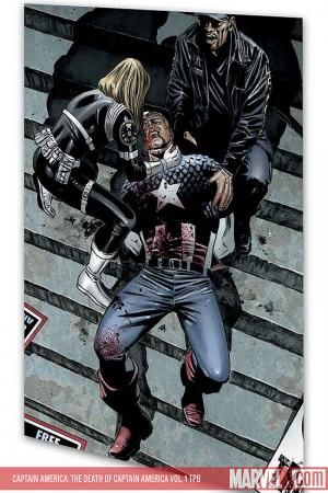 Captain America: The Death of Captain America Vol. 1 (2008)