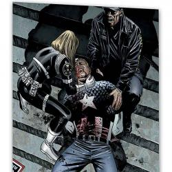 CAPTAIN AMERICA: THE DEATH OF CAPTAIN AMERICA VOL. 1 #0