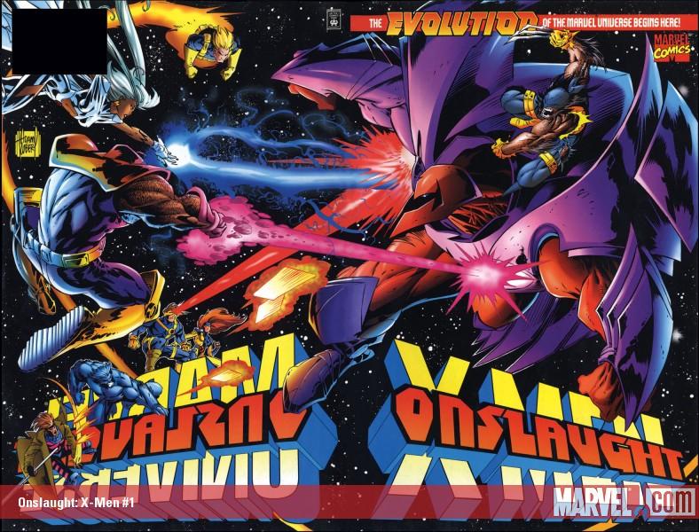 ONSLAUGHT: X-MEN 1 (1996) #1