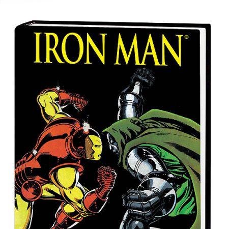 IRON MAN VS. DOCTOR DOOM: DOOMQUEST PREMIERE #0