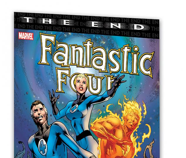 FANTASTIC FOUR: THE END #0