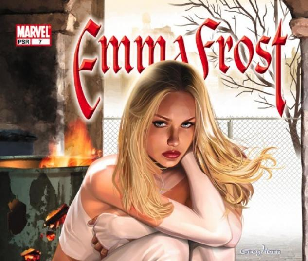EMMA FROST (2008) #7 COVER