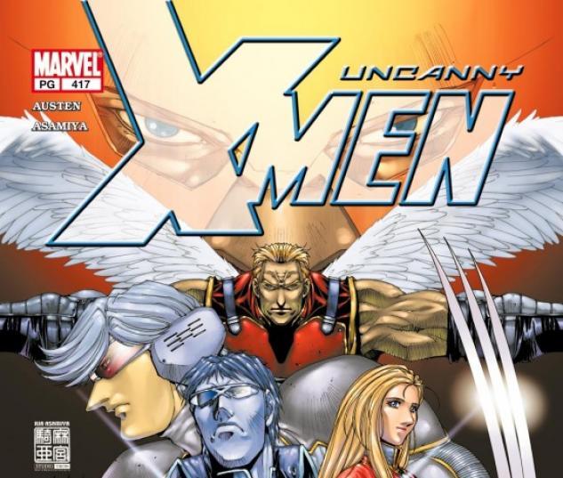Uncanny X-Men (1963) #417
