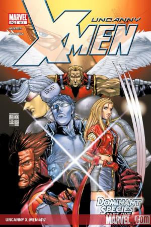 Uncanny X-Men Vol. 2: Dominant Species (2003)