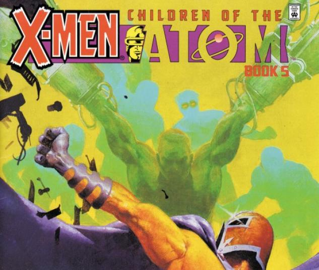 X-Men: Children of the Atom (1999) #5