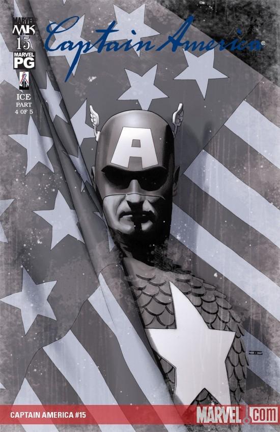 Captain America (2002) #15