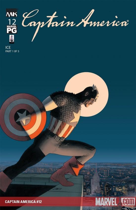 Captain America (2002) #12