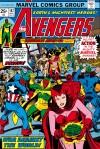 AVENGERS #147 COVER