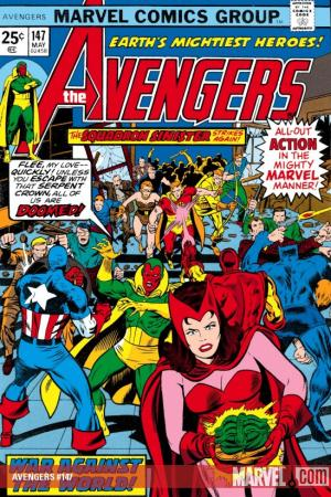 Avengers (1963) #147
