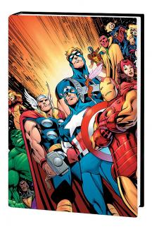Avengers Assemble Vol. 4 (Hardcover)