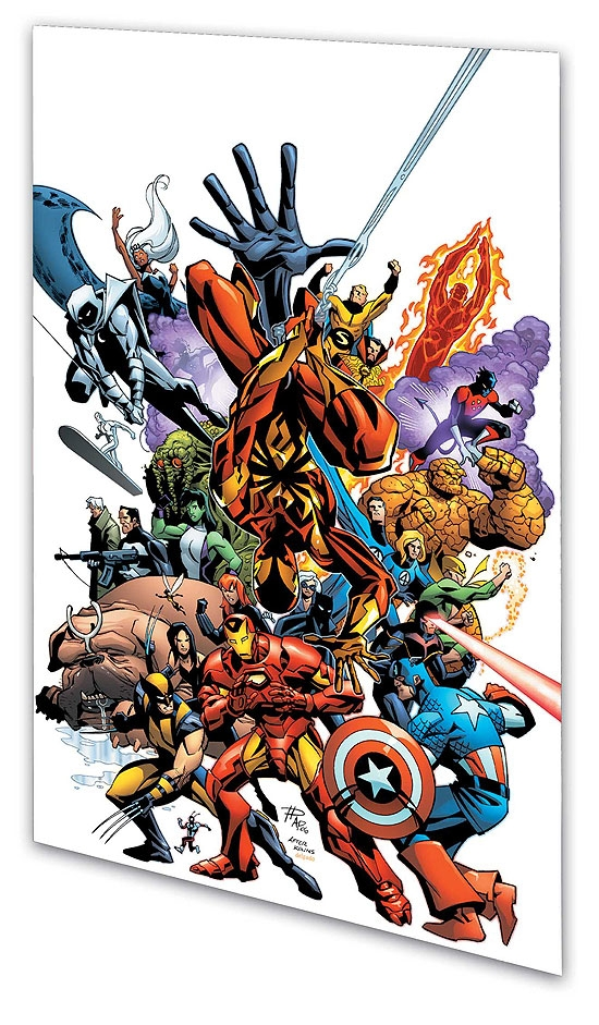 Marvel Team-Up Vol. 4: Freedom Ring (Trade Paperback)