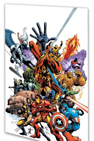 Marvel Team-Up Vol. 4: Freedom Ring (Trade Paperback)