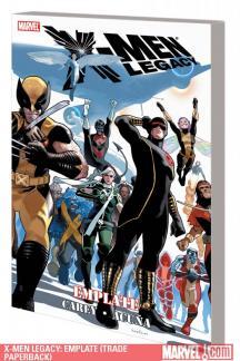 X-Men Legacy: Emplate (Trade Paperback)