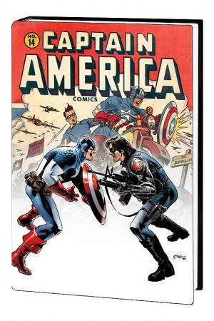 Captain America: Winter Soldier Vol. 2 Premiere (Hardcover)