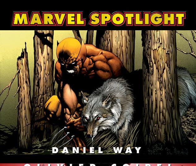 MARVEL SPOTLIGHT: DANIEL WAY/OLIVIER COIPEL #5