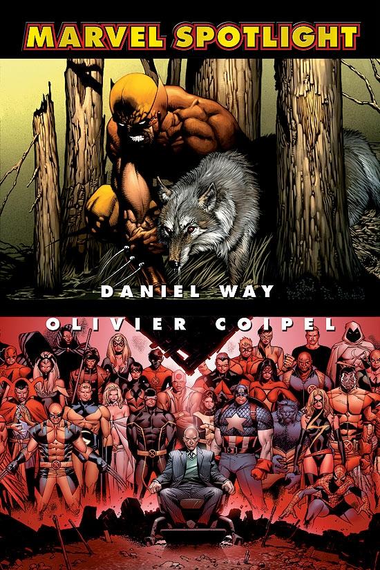Marvel Spotlight (2005) #5