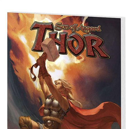 THOR: SON OF ASGARD VOL. 2: WORTHY COVER