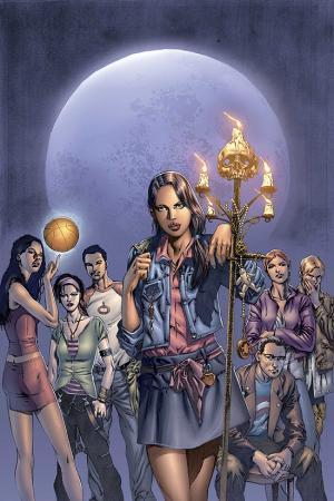 Spellbinders (2005) #1