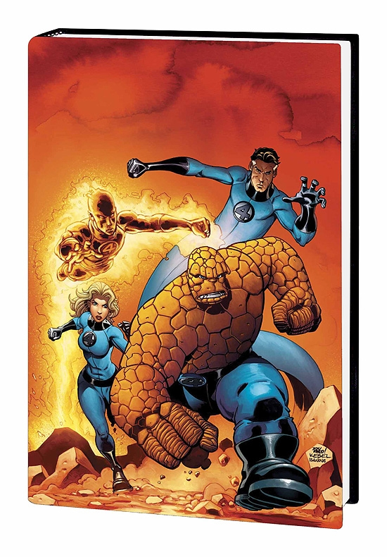 Fantastic Four Vol. 2 (Hardcover)