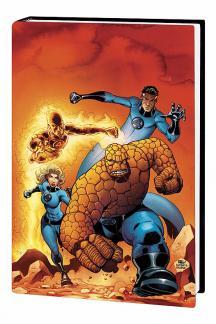 Fantastic Four Vol. 2 (Hardcover)