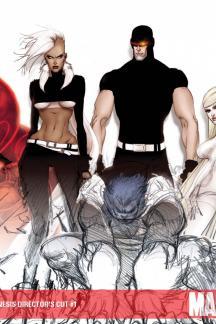 Astonishing X-Men: Xenogenesis Director's Cut #1
