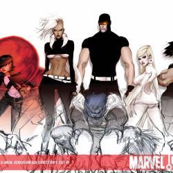 Astonishing X-Men: Xenogenesis Director's Cut (2010)