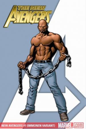 New Avengers (2010) #1 (IMMONEN VARIANT)