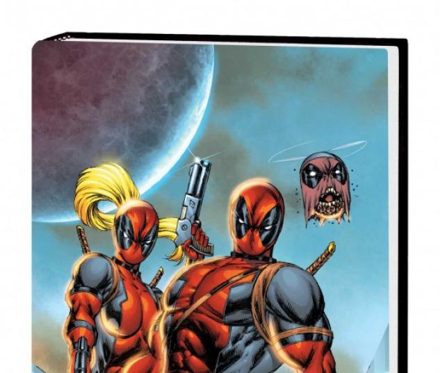 Deadpool Corps Vol. 1: Pool-Pocalypse Now (Hardcover)