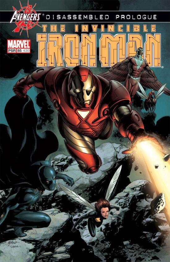 Iron Man (1998) #85