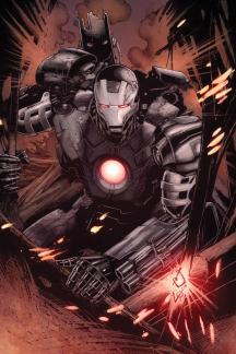 Iron Man 2.0 (2011) #1 (VERMA VARIANT)