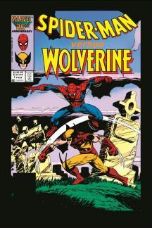 Spider-Man Vs. Wolverine (1987) #1
