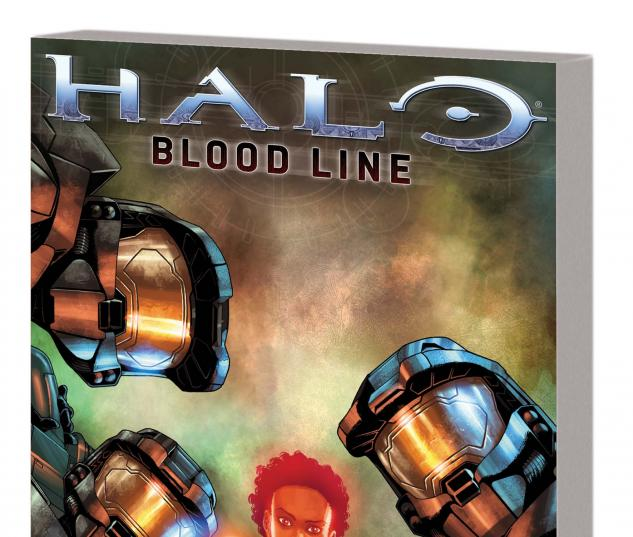 Halo: Blood Line (2011) #1
