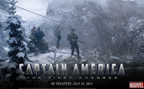 Captain America: The First Avenger Wallpaper #11