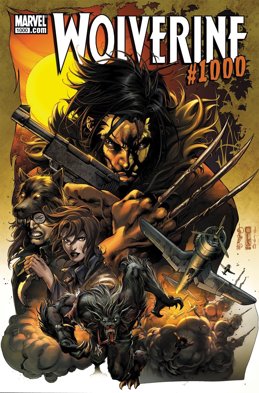 Wolverine 1000 (2011) #1
