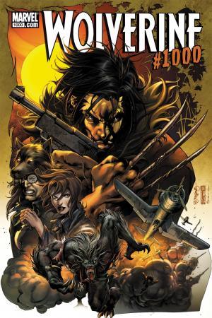 Wolverine 1000 #1000