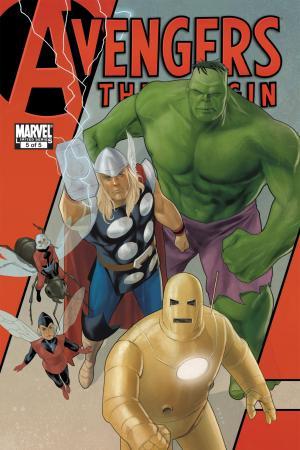 Avengers: The Origin #5