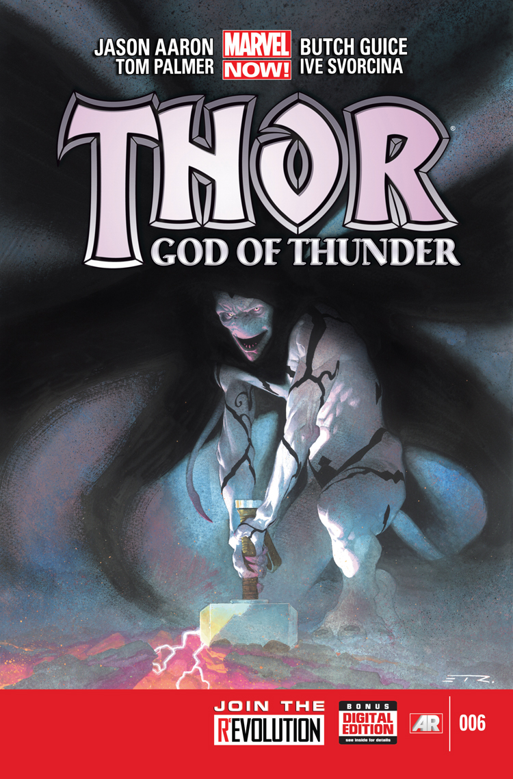 Thor: God of Thunder (2012) #6