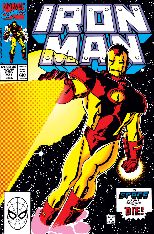 Iron Man (1968) #256