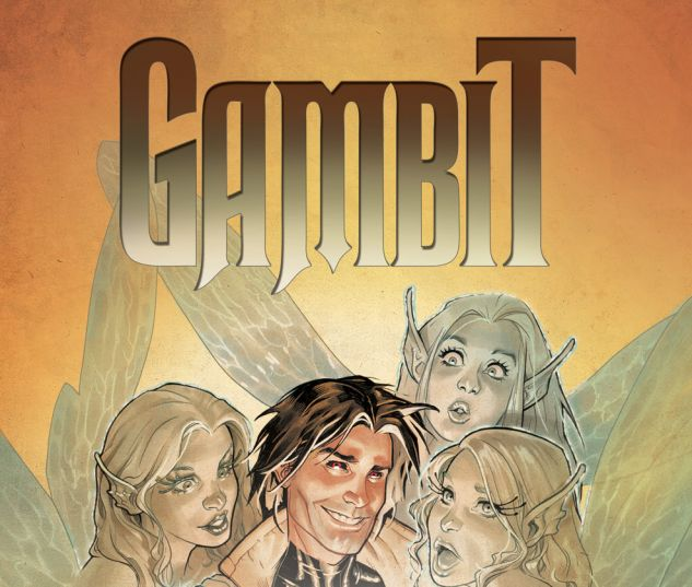 Gambit (2012) #14 Cover