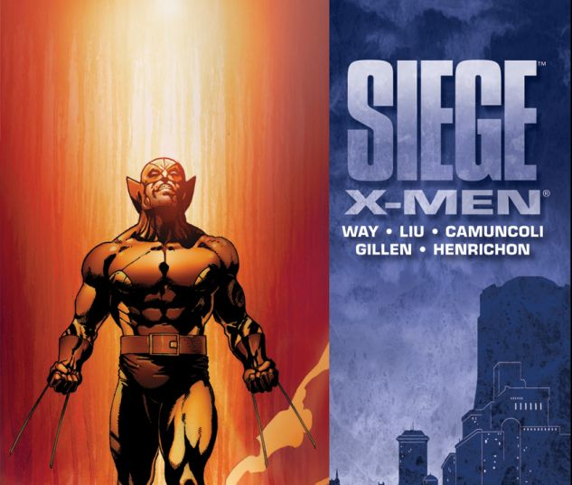 Siege: X-Men Premiere HC