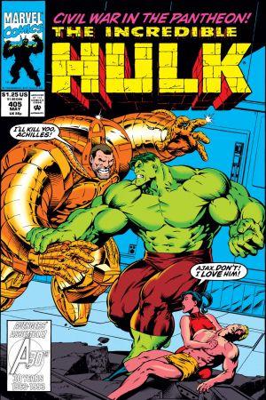 Incredible Hulk (1962) #405