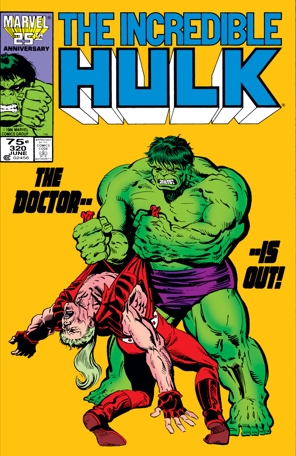 Incredible Hulk (1962) #320