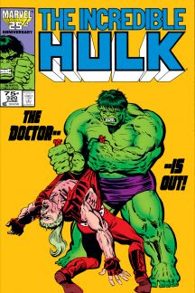 Incredible Hulk #320