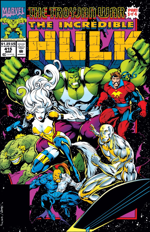 Incredible Hulk (1962) #415