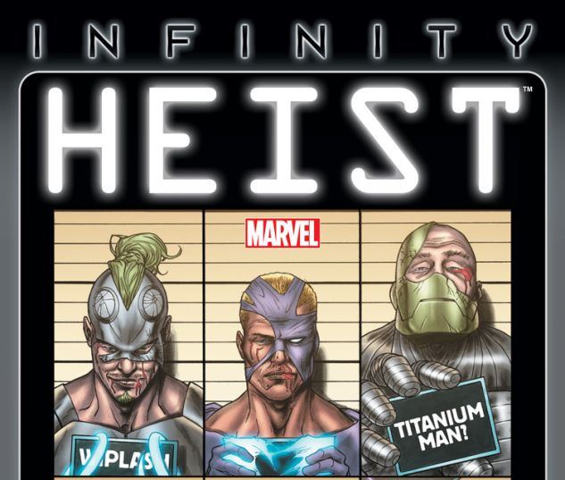 INFINITY: HEIST 4 (INF, WITH DIGITAL CODE)