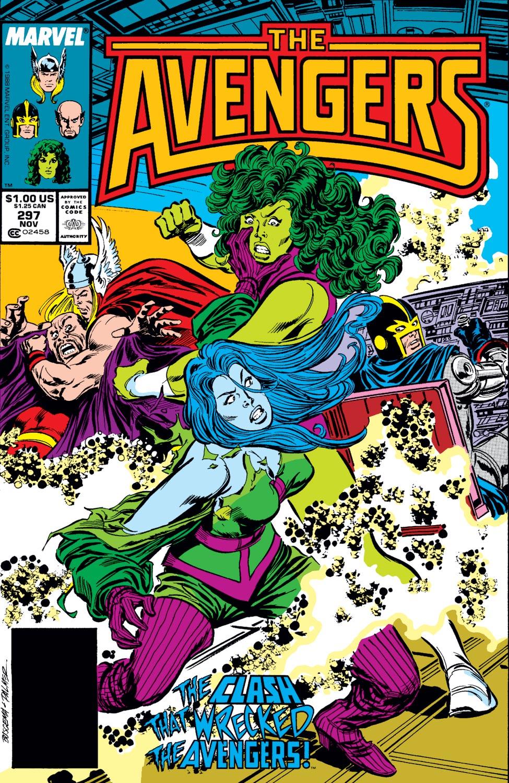 Avengers (1963) #297
